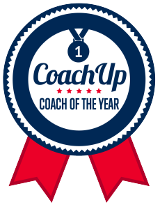 coachup 1 coach of the year
