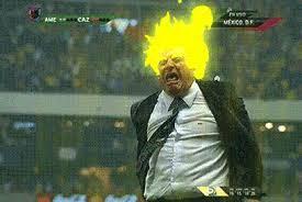 Fiery coach