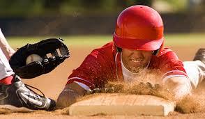 Baseball Season, Slide.
