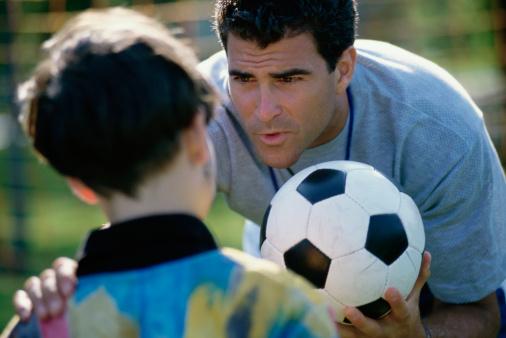 soccer coach